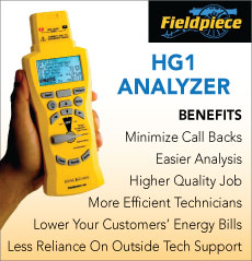 Fieldpiece - HG1 Analyer