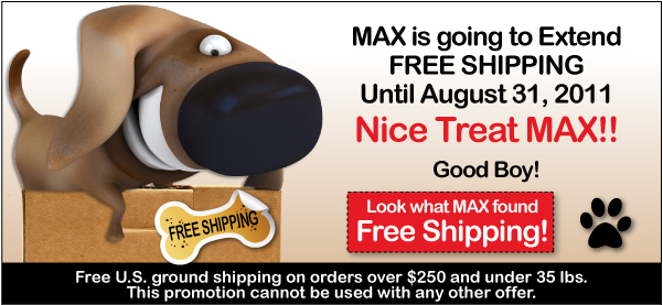 Max Free Shipping Extention
