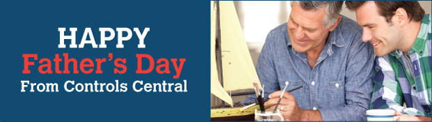 Happy Fathers Day from Controls Central