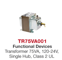 TR75VA001 Functional Devices
