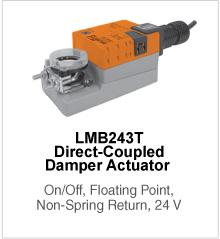 Belimo LMB243T ControlsCentral.com